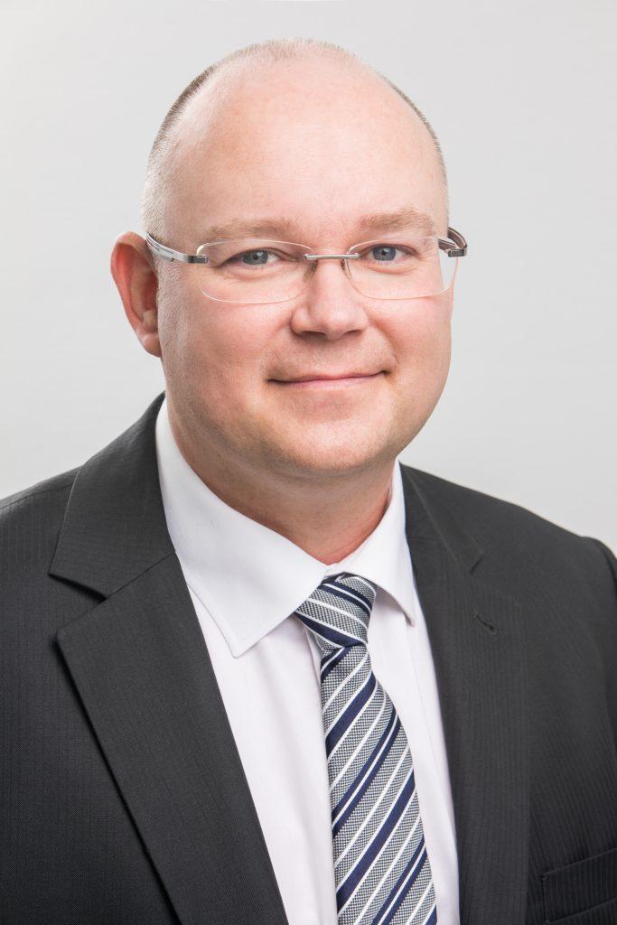 Geschäftsführer Böwe Elektrik: Enrico Schwentner