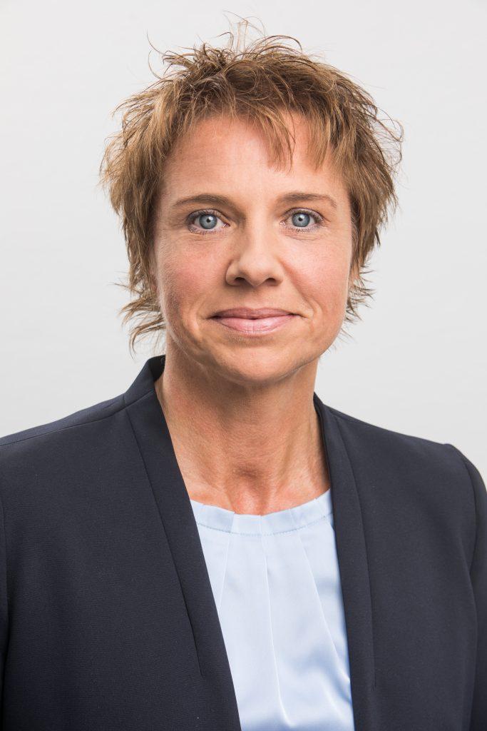 Geschäftsführende Gesellschafterin Elektrik: Petra Hildebrand