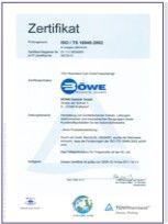 ISO / TS 16949 : 2009