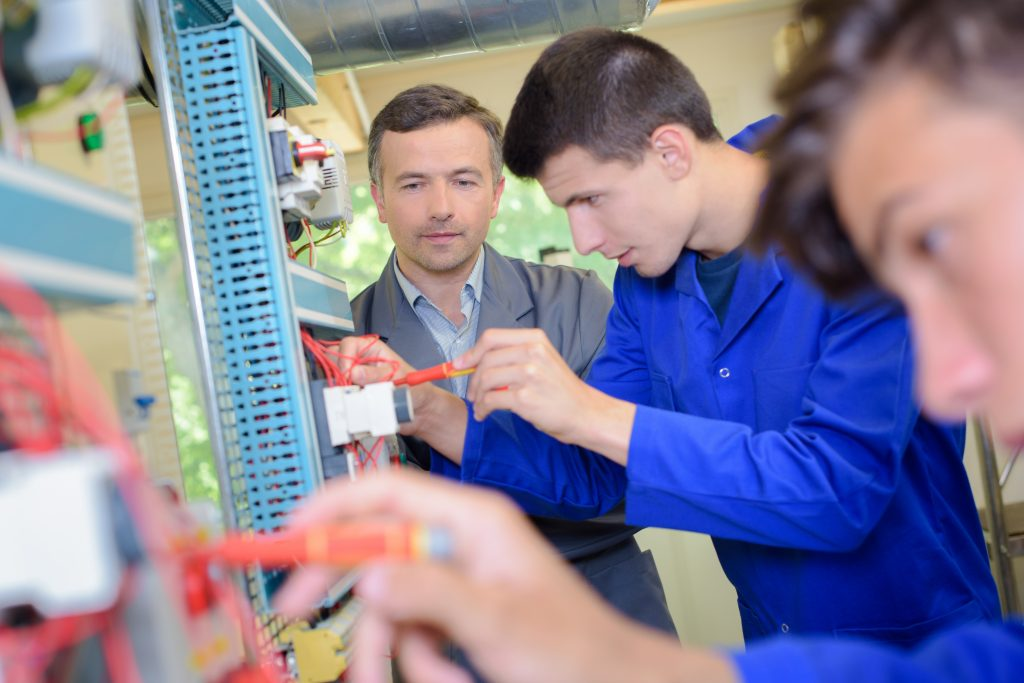 Ausbildung Böwe Elektrik